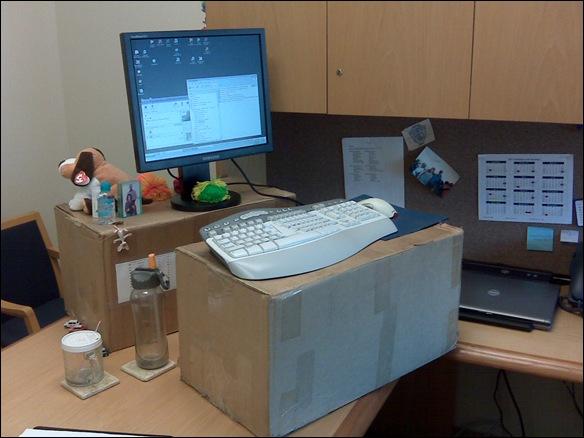 Fancy Ergonomic Stand Up Desk